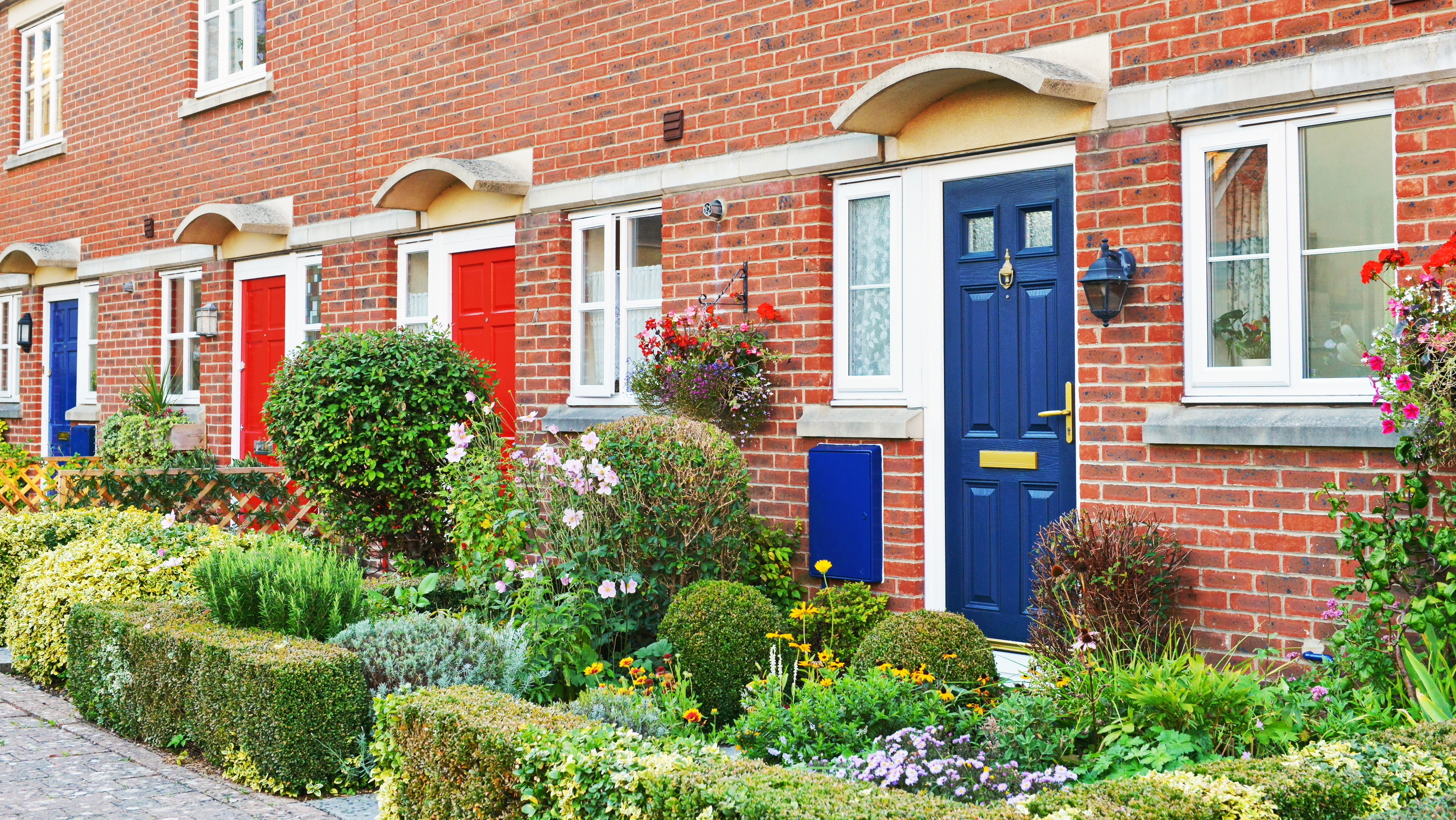 Signs of a strong recovery in the property market