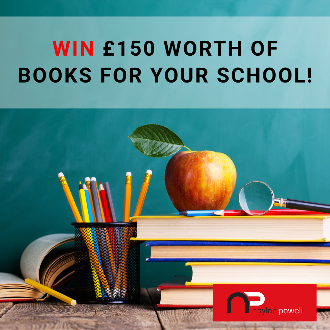 Win Books for your Local School