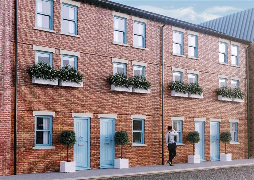 Cottages released at Bakers Quay