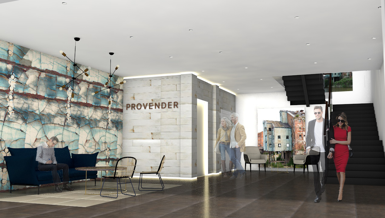 Provender Winning Reception Design Announced