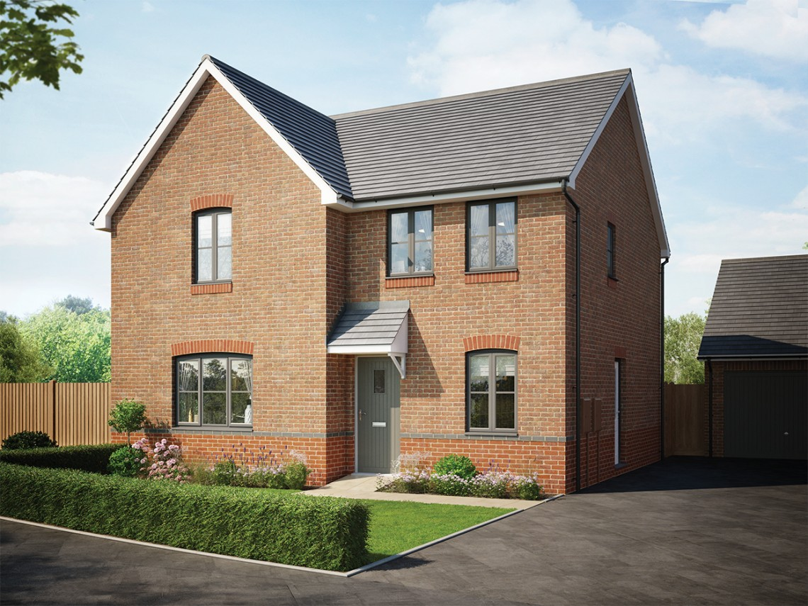 Images for David Wilson at Great Oldbury, Grove Lane, Nupend