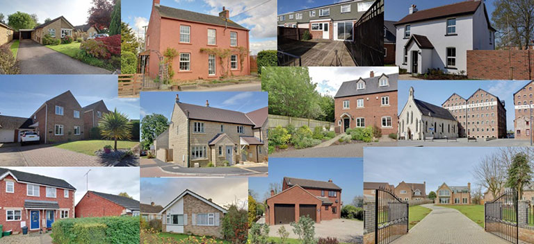 Properties for sale Gloucestershire