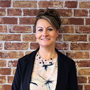 Carolyn Jones, Property Management Co-ordinator
