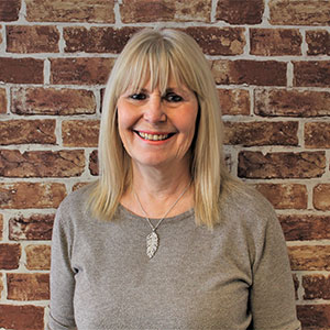 Sue Spackman, Lettings Accounts Controller